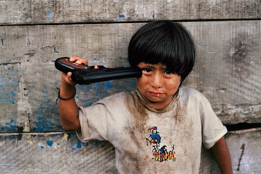 Quegli scatti di Steve McCurry che regalano emozioni